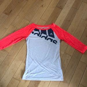 Adidas S 3/4 Sleeve T-shirt